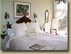 Photo of Riverview Room bed at the Minden hotel