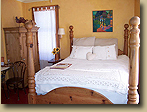 Photo of Country Room bed at the Haliburton bed and breakfast